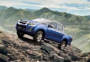 THE NEW AWARD-WINNING ISUZU D-MAX IS EVEN BETTER